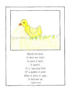 Draw Write Now duck