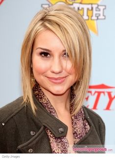 Image detail for -... Medium Layered Hairstyle - Chelsea Kane Staub Hairstyles Pictures