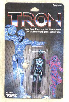Tron Action Figure