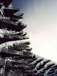 VM Houses by BIG (Bjarke Ingles Group) one of the most progressive architecture firms today...
