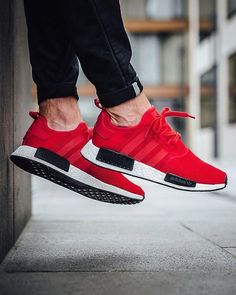 Adidas NMD R1 Red Release  Friday 2bd7811cac