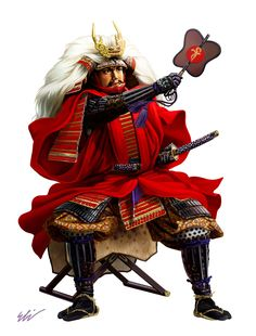 Takeda Shingen of Kai Province, was a preeminent daimyo in feudal Japan with exceptional military prestige in the late stage of the Sengoku period.