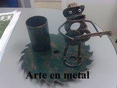 Image detail for -EsPaziO dEmeNte: Arte en Metal - Metal Art