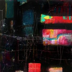 new by anne-laure djaballah, via Flickr #colorful #abstract #art
