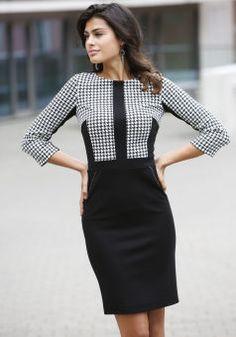 Купить повседневное платье в интернет магазине Quelle
