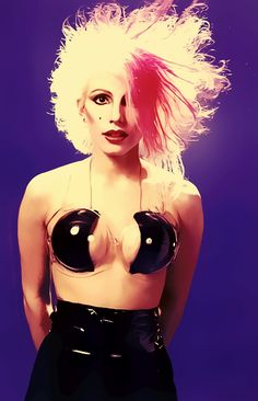 Dale Bozzio of Missing Persons.......all the way to Florida and back
