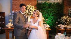 Casamento de Rayssa & Paulo Cerimonia: Paróquia Nossa Senhora da Conceição Recepção: Salão de Festa Ceccarelli - Rio Bonito