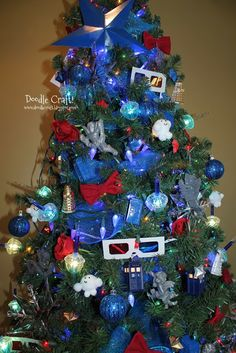 151 best Dr. Who Christmas images on Pinterest | Diy christmas ...
