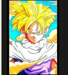 #dragonballz #dragonball #dragonballsuper #animearttr #anime #art #artistsworld #drawing #draw #painting #artistsworld #artfeatbytom… Ball Drawing, Dragon Ball Z, Anime Art, Princess Zelda, Drawings, Painting, Fictional Characters, Instagram, Artists