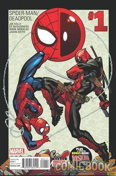 Deadpool comemora seus 25 anos em prévia da nova edição de sua revista! - Legião dos Heróis