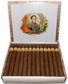 Cigarr Bolivar Coronas Gigantes 25-pack - Havannacigarr.se Peru, Columbia, Crowns, Venezuela, Turkey, Colombia