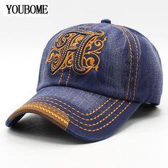 100% Cotton Baseball Cap Snapback Casquette Caps Hats For Men Women Sun Hat Bone Denim Gorras Baseball Spring Men Cap 2017