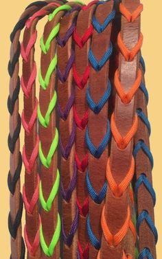 Leather Color Lace Reins Custom Leather, Leather And Lace, Barrel Racing Tack, Horses, Color, Barrel Racing, Horse, Colour, Colors