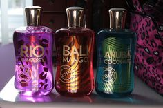 Love these scents for summer! I have them all