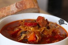 Jednoducho+kapustnica Chili, Soup, Facebook, Chile, Chilis, Soups, Chowder