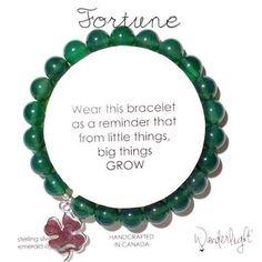 Wanderlight Fortune bracelet Little Things, Bracelets, Jewelry, Jewels, Schmuck, Jewerly, Bracelet, Jewelery, Jewlery