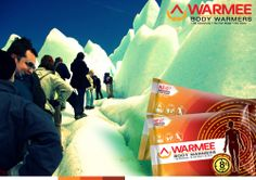 Thinking Of #Ice #Trekking? Don't Forget To Carry Warmee Self Heating Warmers With You