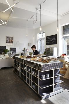 Quality Chop Shop butcher by Fraher Architects