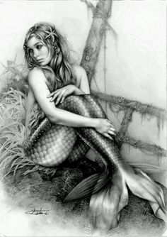 Fun Fact <3 Obsessed with mermaids since I was little!! Maybe cause they love water and singing=me