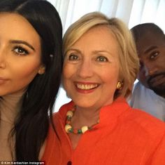 Kim Clinton & Kayne