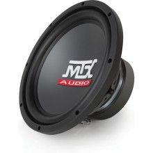 "NEW 10/"" SubWoofer Speaker.4 ohm.ten inch bass woofer.Marine Water Ski Boat.audio"