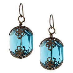 Key Largo Earrings | Fusion Beads Inspiration Gallery