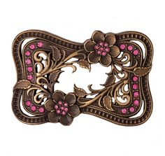 Country Western Buckles for Women