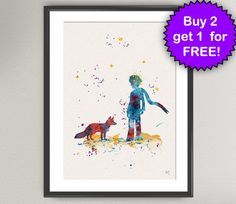SPECIAL OFFER LIMITED TIME! Buy 2 Prints, get 1 extra Print for FREE!  (-- Please, consider that your free item must be of equal or lesser value --