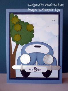 Car Punch Art