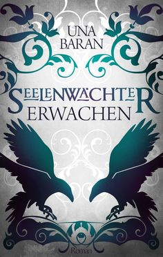 """Cover for the first book in the """"Seelenwächter Saga"""". Title: Erwachen."""