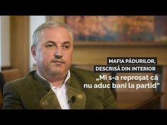 """Mafia pădurilor, descrisă din interior: """"Mi s-a reproșat că nu aduc bani la partid"""" - Mafia, Interior, Youtube, T Shirt, October, Supreme T Shirt, Tee Shirt, Indoor, Interiors"""