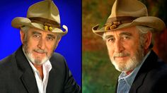 "Don Williams - ""Overlookin' And  Underthinking"""