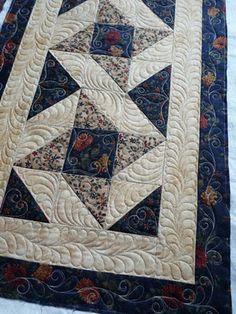 Sewing & Quilt Gallery: Runner Fun