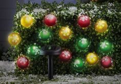 By Lewis Leake | Want to have some Christmas decorating fun? Don't just decorate the interior of your home for Christmas, decorate the outside as well. Include your yard, garden and everywhere else.