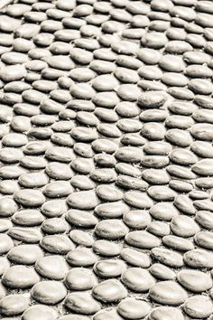 Black And White Texture Stone Path Print by RedHedgePhotos on Etsy, $9.99
