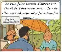 Tintin en Irak