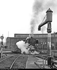 RailPictures.Net Photo: 050 572 Deutsche Bundesbahn Steam 2-10-0 at Dillingen, Germany by J Neu, Berlin