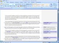 Basic Instructions for Using Track Changes in Microsoft Office - Word
