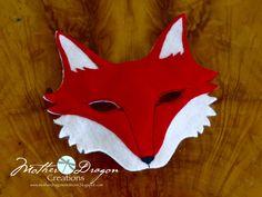 Fox mask...