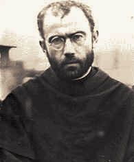 """The most deadly poison of our time is indifference.""  Maximillian Kolbe, who gave his life for another at Auschwitz"