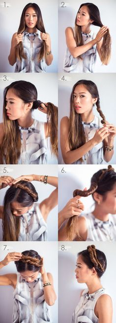 Twist your hair in two sections overnight for ~effortless~ beach waves. | 31 Stunning No-Heat Hairstyles To Help You Through Summer