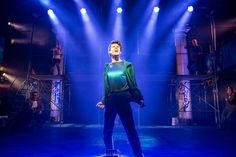 The Lightning Thief: The Percy Jackson Musical Percy Jackson Musical, Percy Jackson Fandom, Tio Rick, Uncle Rick, Music Theater, Theatre, The Lightning Thief Musical, Rick Riordan Series, My Ghost
