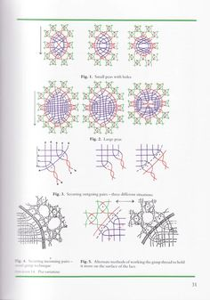 Niven, M. - Flanders lace step by step - lini diaz - Álbumes web de Picasa Bobbin Lacemaking, Bobbin Lace Patterns, Lace Heart, Lace Jewelry, Tatting Lace, Textiles, Lace Making, Sewing Crafts, Needlework