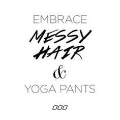 Weekend Vibe Lx #weekend #messyhairdontcare #inmyactivewear #inmylornajane #lornajane