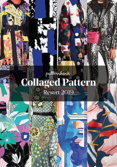 Patternbank bring you the strongest print and pattern trends seen at the recent Resort 2019 collections alongside some of our designs from the Patternbank