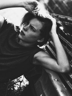such a handsome gal! ERIKA LINDER
