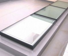 VITRAL Residential Skyvision Rooflights Flat Roof Skylights, Extension Plans, First Kitchen, Roof Window, Roof Light, Glass Roof, Home Reno, Reno Ideas, Architecture Details