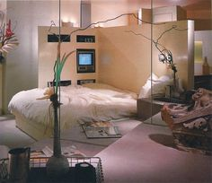 Lew Dolin interior