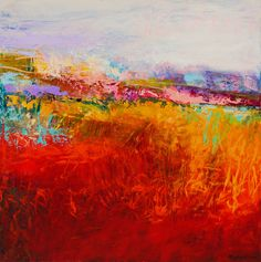 You can add a touch of rustic flair to your home, office or corporation with this original contemporary abstract landscape desert piece that celebrates the expansion of the southwest. The colors in this painting are pushed to an expressionistic state with the pastel and acrylics creating dynamic rich remarkable textures.This artwork arrives ready to hang. All archival materials and made in the USA. Received Watcher 30 x 30 On view at Artwork Network Gallery, Denver, CO $4,800.00