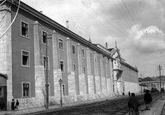 Lisboa de Antigamente: Antigo Edifício da Alfândega de Liisboa